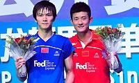 中国公开赛谌龙夺冠