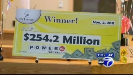 2.54亿美元巨奖至今无人认领