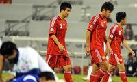 中国男足无缘2014年世界杯