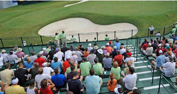 PGA TOUR P2113AX012 长裤