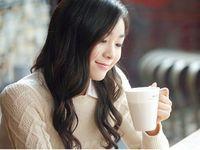 金妍儿咖啡广告甜美