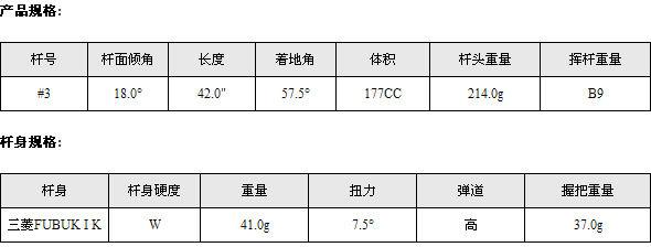 VR_S极速系列女士球道木