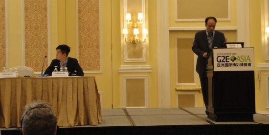 苏国京先生在论坛发表主题演讲