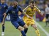乌克兰0-2法国