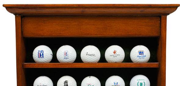 高尔夫球架(25粒球)