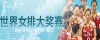 2012年世界女排大奖赛