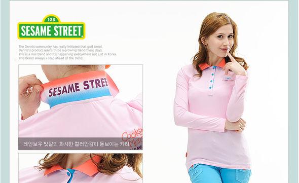 S2SL-TS079 女士短袖