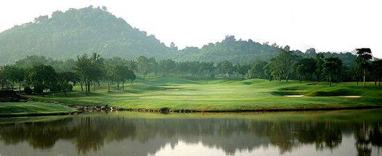 兰檫邦高尔夫球场―Leam Chabang Intenational Country Club