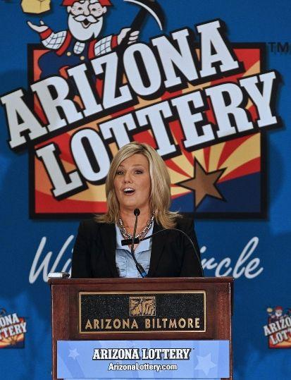 亚利桑那州彩票机构发言人宣布该区域分享36亿巨奖