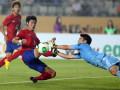 东亚杯国足平韩国