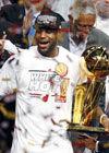 迈阿密热火卫冕NBA总冠军