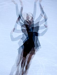 梦幻般的花样滑冰