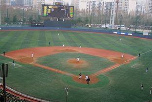 仁川亚运会场馆-木洞棒球场(棒球)