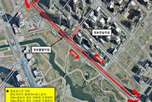 仁川亚运会场馆-马拉松/竞走跑道
