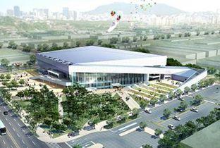仁川亚运会场馆-松林体育馆(排球)