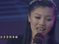 视频-葛天8年前选秀唱爱的奉献 相貌差别大疑整容