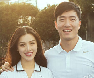 刘翔:明年办婚礼觉得自己更像男人了 爱胜过一切