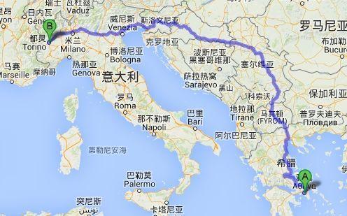 两队俱乐部所在地相隔约2258多公里