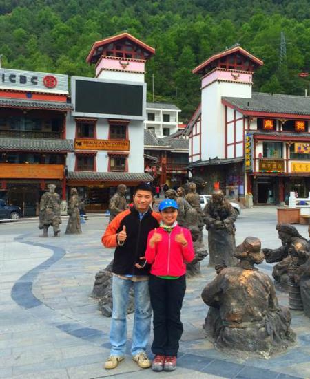 北京女孩徒步2160公里到拉萨,途中收获爱情。
