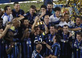 2010年国际米兰夺冠