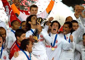 2006年巴西国际夺冠