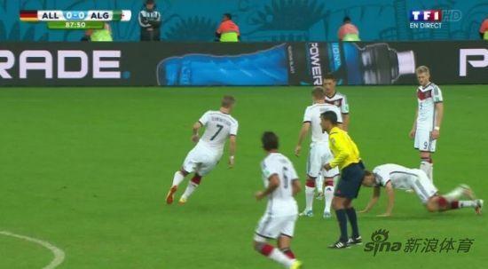 德国队的奇葩恣意球