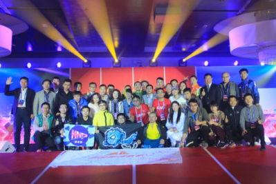 跑动中国颁奖礼在京举行 奖项得主正式揭晓