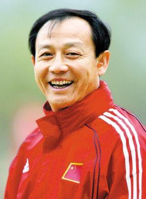 重庆力帆队新任主教练王宝山