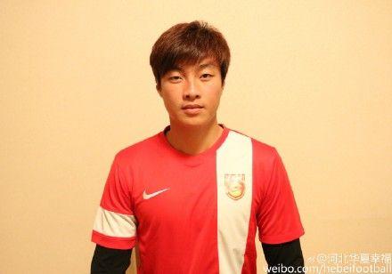 河北华夏幸福官方微博宣布廖均健加盟球队