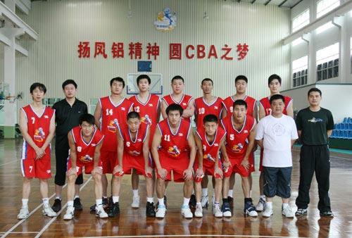 CBA将再添一支广东球队凤铝男篮提前锁定NBL冠军