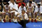 图文-[斯杯]中国男篮72-50俄罗斯比赛已稳拿下了
