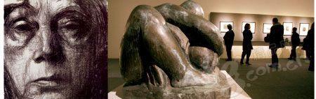 文化| 对美好生活的渴望 珂勒惠支的版画世界