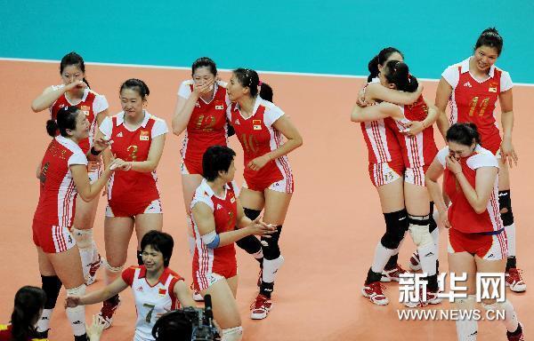 """新华网:中国体育呼唤更多的""""女排奇迹"""""""