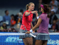 Quarterfinal of 2013 China Open WTA Singles: Li Na 1-2 Petra Kvitova