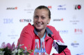 7th Day of 2013 China Open: Petra Kvitova at Press Conference