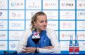 2014 China Open : Petra Kvitova at Press Conference
