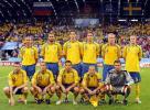 图文-[欧洲杯]俄罗斯VS瑞典瑞典队本场首发11人