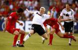 图文-[欧洲杯]葡萄牙VS德国他一人搅乱对手防线