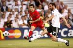 图文-[欧洲杯]葡萄牙VS德国西芒抢先一步起脚射门