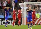 图文-[欧洲杯]克罗地亚VS土耳其球员懊悔错过机会