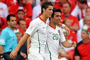 C罗德科建功 葡萄牙挺进八强