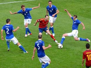 2012欧洲杯酷图大盘点