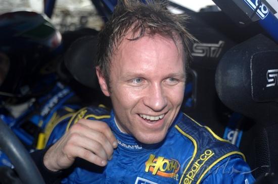 索伯格谈WRC蒙特卡罗站:一次爆胎就满盘皆输(图)