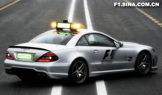 奔驰发布新安全车SL63AMG功率525匹百公里加速4.6