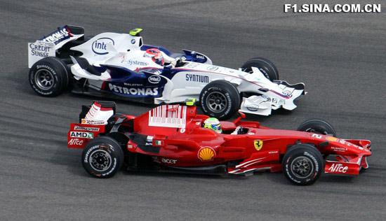 马里奥-泰森:宝马已是同红魔银箭并列的顶尖车队