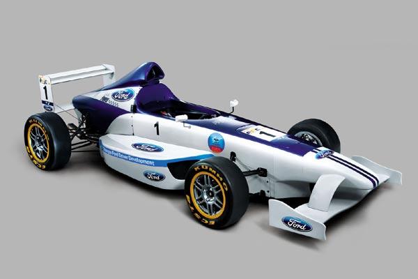 长安福特康巴斯方程式赛车图片
