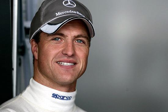 小舒马赫2010年继续征战DTM加盟HWA驾奔驰赛车
