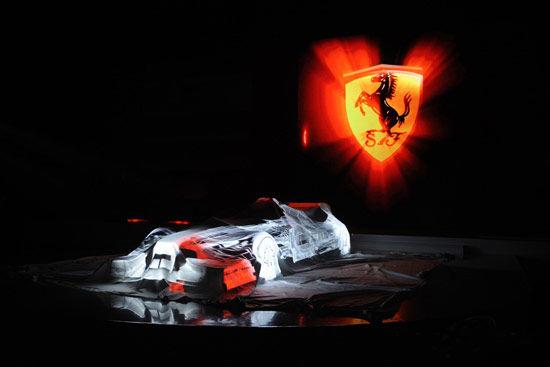法拉利2014款新车即将揭开神秘面纱