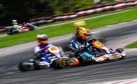 2014CKC揭幕赛事吸引到63名赛车手前来参赛