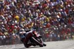 图文-MotoGP德国站正式比赛 125cc组本田车队卢瑟